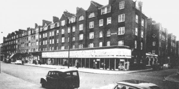 The Stoke Newington Estate, opened in 1903.