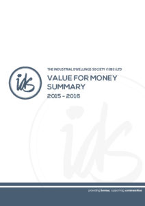 Thumbnail of value for money 2015-2016 report cover